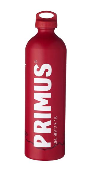 Primus Fuel Bottle Bränsleflaska 1500ml röd/vit